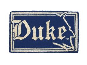 Duke Blue Devils Welcome Mat
