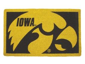 Iowa Hawkeyes Welcome Mat