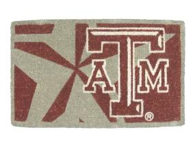Texas A&M Aggies Welcome Mat