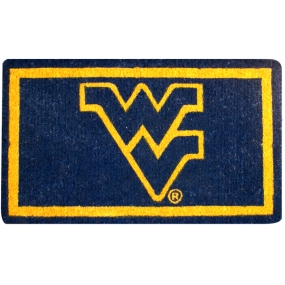 West Virginia Mountaineers Welcome Mat
