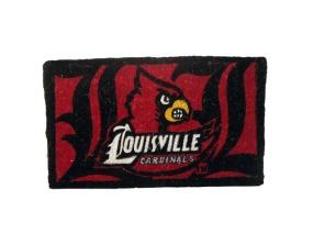 Louisville Cardinals Welcome Mat