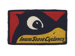 Iowa State Cyclones Welcome Mat