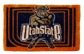 Utah State Aggies Welcome Mat