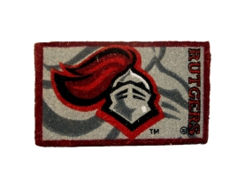 Rutgers Scarlet Knights Welcome Mat