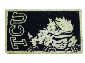 TCU Horned Frogs Welcome Mat