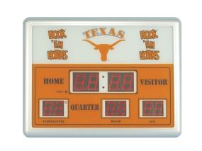 Texas Longhorns Scoreboard Clock