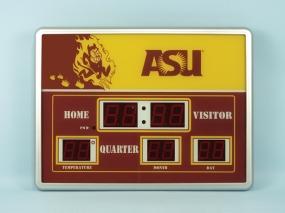 Arizona State Sun Devils Scoreboard Clock