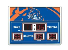 Boise State Broncos Scoreboard Clock