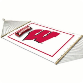 Wisconsin Badgers Hammock
