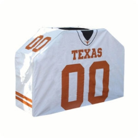 Texas Longhorns Jersey Grill Cover