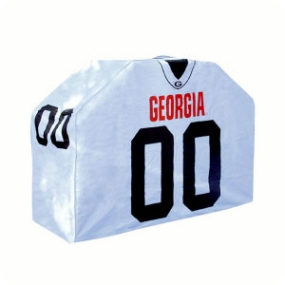 Georgia Bulldogs Jersey Grill Cover