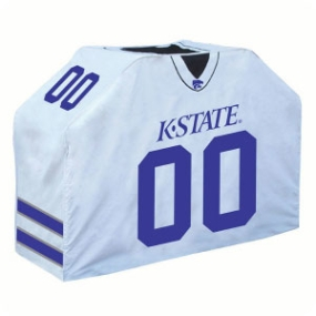 Kansas State Wildcats Jersey Grill Cover
