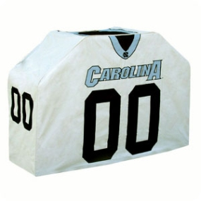 UNC Tar Heels Jersey Grill Cover
