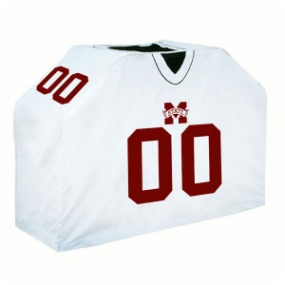 Mississippi State Bulldogs Jersey Grill Cover
