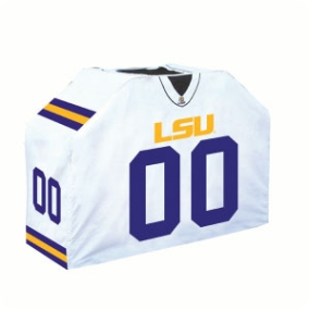 LSU Tigers Jersey Grill Cover
