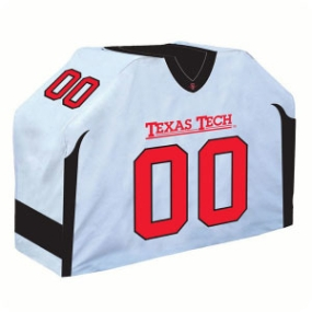 Texas Tech Red Raiders Jersey Grill Cover