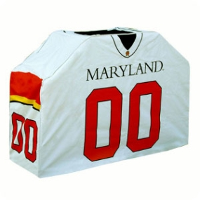 Maryland Terrapins Jersey Grill Cover