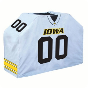 Iowa Hawkeyes Jersey Grill Cover