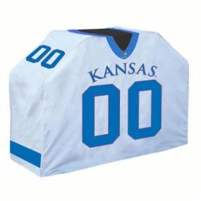 Kansas Jayhawks Jersey Grill Cover