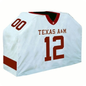 Texas A&M Aggies Jersey Grill Cover