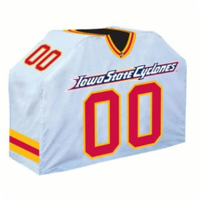 Iowa State Cyclones Jersey Grill Cover
