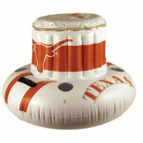 Texas Longhorns Floating Cooler