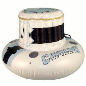 UNC Tar Heels Floating Cooler