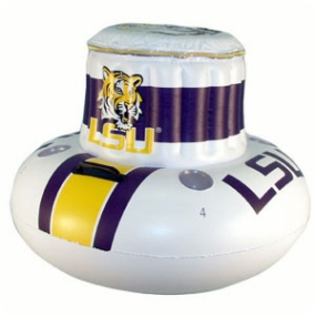 LSU Tigers Floating Cooler