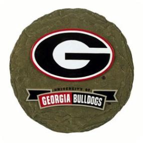 Georgia Bulldogs Garden Stone