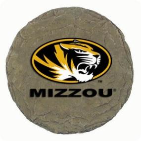 Missouri Tigers Garden Stone