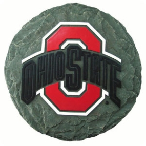 Ohio State Buckeyes Garden Stone