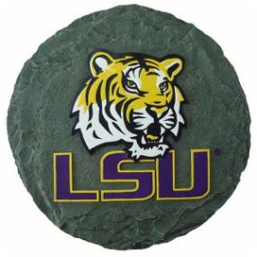 LSU Tigers Garden Stone