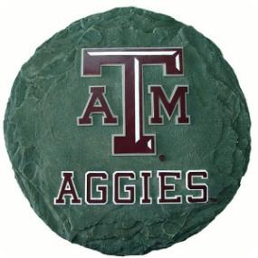 Texas A&M Aggies Garden Stone