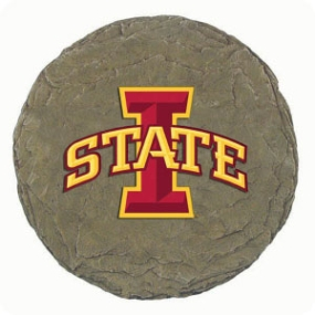 Iowa State Cyclones Garden Stone