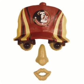 Florida State Seminoles Forest Face