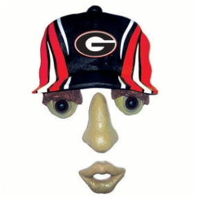 Georgia Bulldogs Forest Face