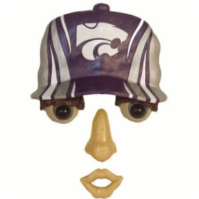 Kansas State Wildcats Forest Face