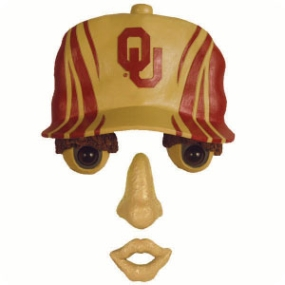 Oklahoma Sooners Forest Face