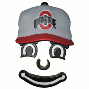 Ohio State Buckeyes Forest Face