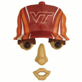 Virginia Tech Hokies Forest Face