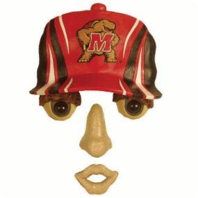 Maryland Terrapins Forest Face