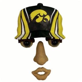 Iowa Hawkeyes Forest Face