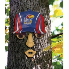 Kansas Jayhawks Forest Face