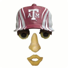 Texas A&M Aggies Forest Face