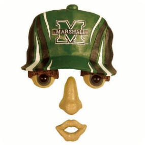 Marshall Thundering Herd Forest Face