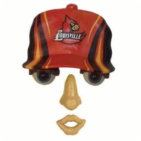 Louisville Cardinals Forest Face