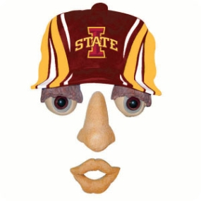 Iowa State Cyclones Forest Face