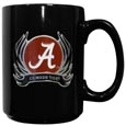 Alabama Flame Ceramic Mugs