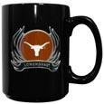 Texas Flame Ceramic Mugs