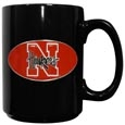 Nebraska Ceramic Coffee Mug